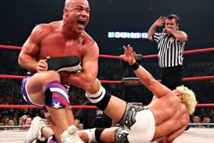 Wrestlezone image Destination America Urging TNA to Push Top Star, TNA Scraps April TV Tapings, This Week's TNA Greatest Matches Episode