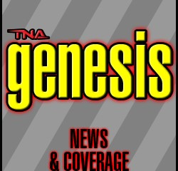 "Wrestlezone image TNA Releases Details For Genesis Weekend ""Special Programming"" Tapings; X-Travaganza, Joker's Wild Tag Tournament & More"