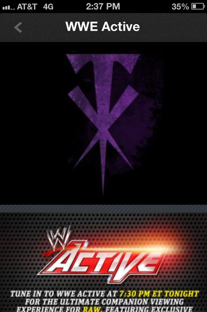 Even More Evidence That Undertaker Might Return Tonight, NXT Star