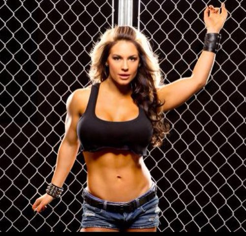 Final, sorry, Kaitlyn wwe celeste bonin have