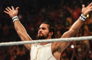 """Wrestlezone image Seth Rollins Calls Takeover London """"Legit"""", Photos & Video of King Barrett at 2k Sports HQ, Road Dogg Gives Props to NXT Divas"""