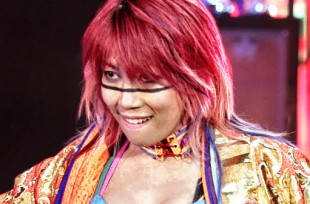 Wrestlezone image Asuka Makes a Bold Prediction After Takeover, Nakamura Reacts to His Win, Nia Jax Struggles With Defeat, Alpha Visibly Shaken Up (Videos)