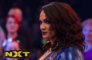 Wrestlezone image London Matches Airing on NXT This Week, UK Wrestling Legend Backstage at Takeover London, Nia Jax Says She's Coming for the Women's Title
