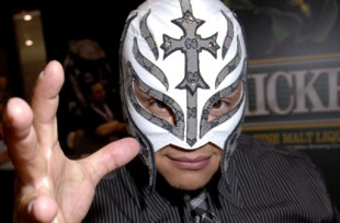 Wrestlezone image Update On Rey Mysterio's WWE Status, 'Colonel' Ric Flair Wins The KFC Rumble (Video)