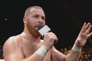 Wrestlezone image Sami Zayn Addresses The London Crowd After NXT Takeover (Video), WWE Superstars and Divas Tour Naval Air Station Jacksonville