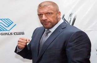 Wrestlezone image TNA Advertising At NXT Takeover Event (Photos), Triple H Says West Ham Player Could Be Future WWE Star