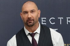 Wrestlezone image Batista Meets Fellow Filipino TJ Perkins (Photo), WWE Does 'Tale Of The Tape' Between Evolution Teams