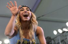 Wrestlezone image Carmella Has Wu-Tang Clan Connections, Sasha Banks' Ugly Christmas Sweater Honors Eddie Guerrero