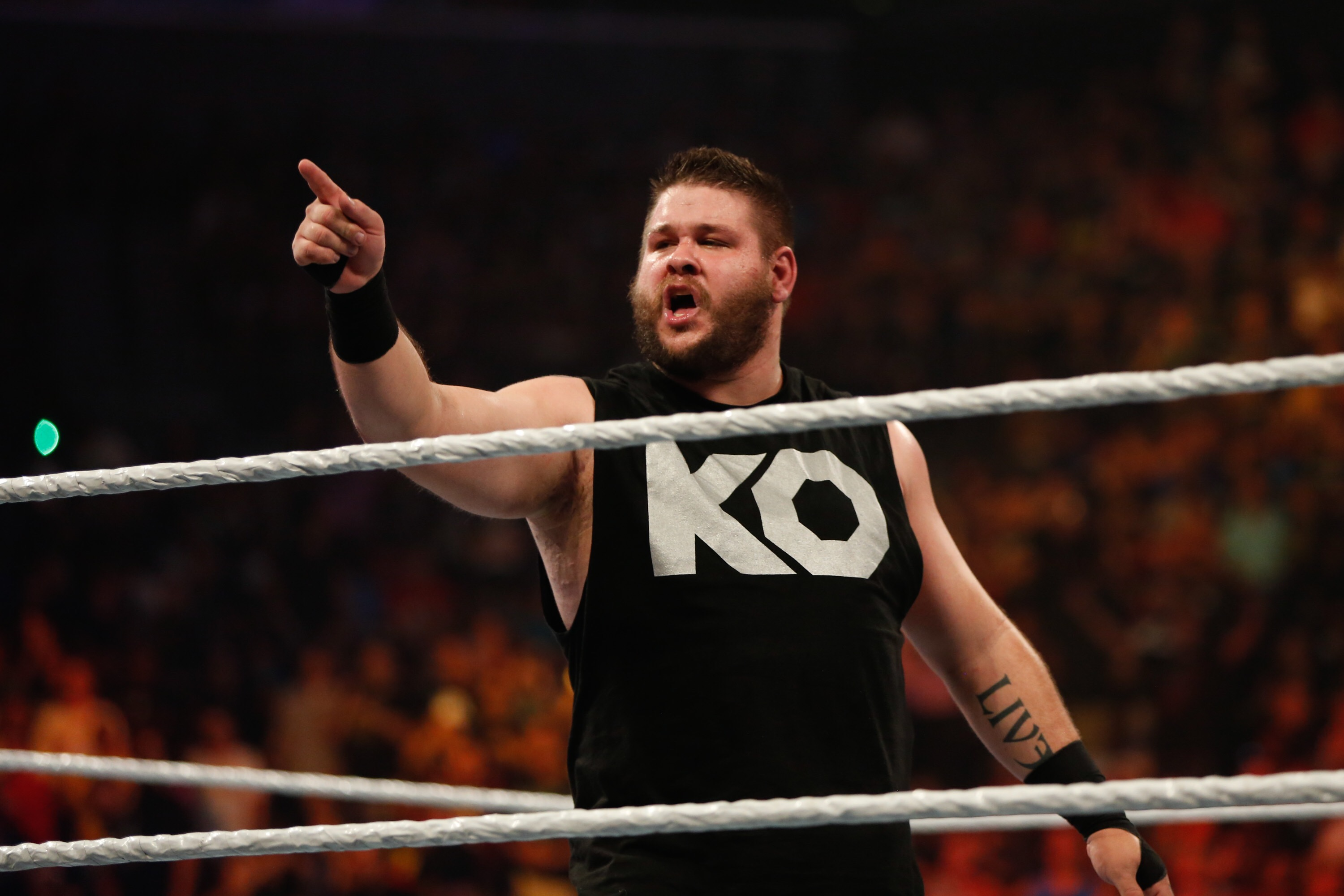 Kevin Owens Discusses Not Knowing His WM32 Role, His