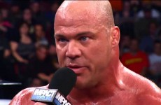 Wrestlezone image Kurt Angle on Having Creative Freedom in the Indys, Returning to WWE, Speed of Wrestling Interfering with Story, Stardust Not Getting Over