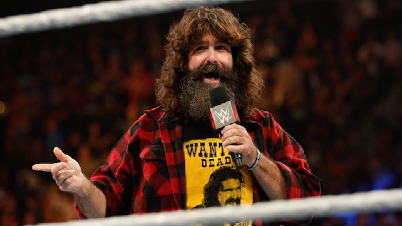 Mick Foley Shares Idea For New Tattoo To Join His Other (Photo), The Latest  On Recent WWE Trademarks