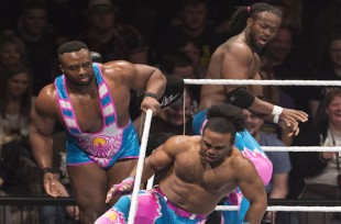 Wrestlezone image Xavier Woods Congratulates New Tag Team Champion, Lana Questions Why Her & Rusev Are Seen As Villains, Kevin Owens vs Roman Reigns (Video)