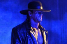 Wrestlezone image The Undertaker Gets A Rousing Send Off From MSG (Video)