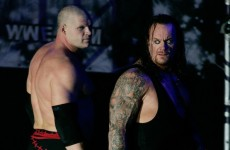 Wrestlezone image Brothers Of Destruction Teaming Up To Fight For Pediatric Cancer Cure; The Undertaker Kissed By Fan (VIDEO)