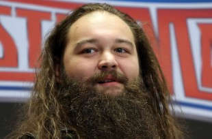 Wrestlezone image Bray Wyatt on Wanting to Be Like The Rock, Feeling Accomplished After Winning the WWE Title, Not Having a Match At WrestleMania 32 & More