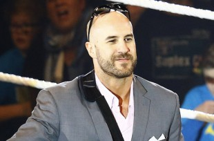 Wrestlezone image Cesaro Comments On No Mercy Injury (Photo), Is Natalya A Cat Lady? (Video)