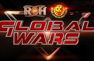 Wrestlezone image Confirmed Match Cards For All Four Nights On This Week's Ring Of Honor Global Wars Tour