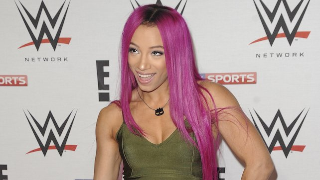 Sasha Banks Wedding.Mick Foley Takes A Backstage Look At Sasha Banks Title Win
