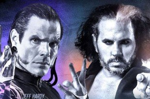 Wrestlezone image TNA Bound for Glory Result: The Hardys vs The Decay for the TNA Tag Team Titles