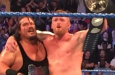 Wrestlezone image Heath Slater's Kids Watch Him Wrestle (Video); WWE Interns Join A Day Of Service