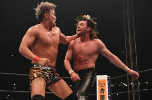 Wrestlezone image Okada on His Omega Match Being Better Than Styles vs Cena (Video), Naomi on Her Injury & WrestleMania Status, Smackdown Top 10 Video