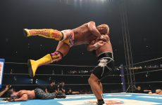 Wrestlezone image New Japan Pro Wednesday (6/27) Honma Returns To Action, Okada/Suzuki Battle In Downpour, More