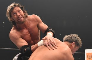 Wrestlezone image Kenny Omega Reveals Why He Was Disappointed with His Match Against Okada, John Cena Squats with Al Roker on His Shoulders (Photo)