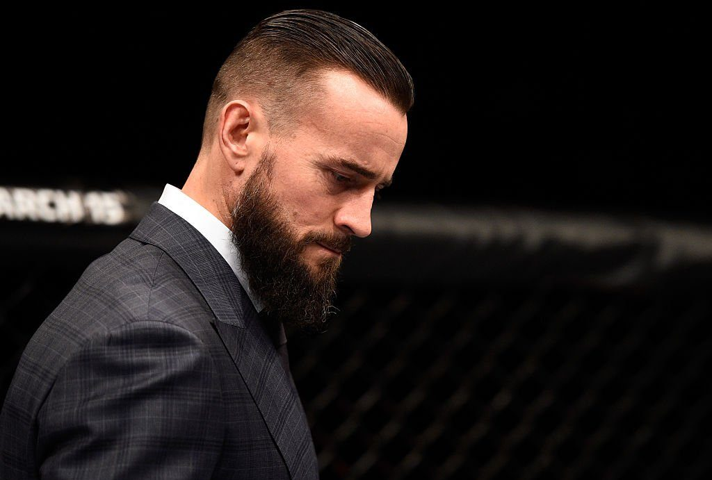 Corey Graves gloated over CM Punk's loss