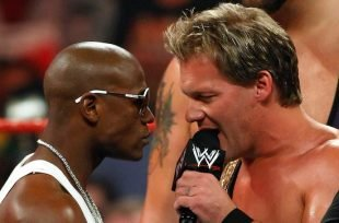 Wrestlezone image Chris Jericho On the Botched Styles vs Owens Battleground Finish, Enzo on 205 Live, Floyd Mayweather Idea He Once Pitched to Vince McMahon