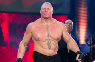 Wrestlezone image Brock Lesnar Goes Berserk At Hell In A Cell, Moose's New Theme Song (Video)