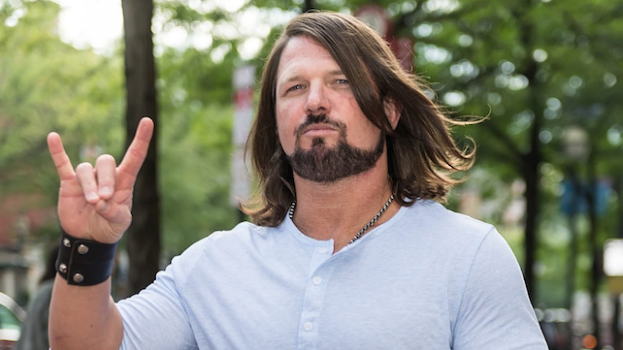 AJ Styles Further Details Issues With Paul Heyman - Wrestlezone