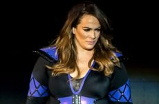 Wrestlezone image Nia Jax Shows The Damage Of Her Hand From Punching Becky Lynch; 'The Man' Responds (Photo)
