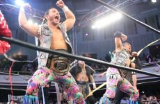 Wrestlezone image Exclusive: Matt Jackson Reveals How Long He'd Like All In To Go, Which 90s Star He Wants 'All In', More