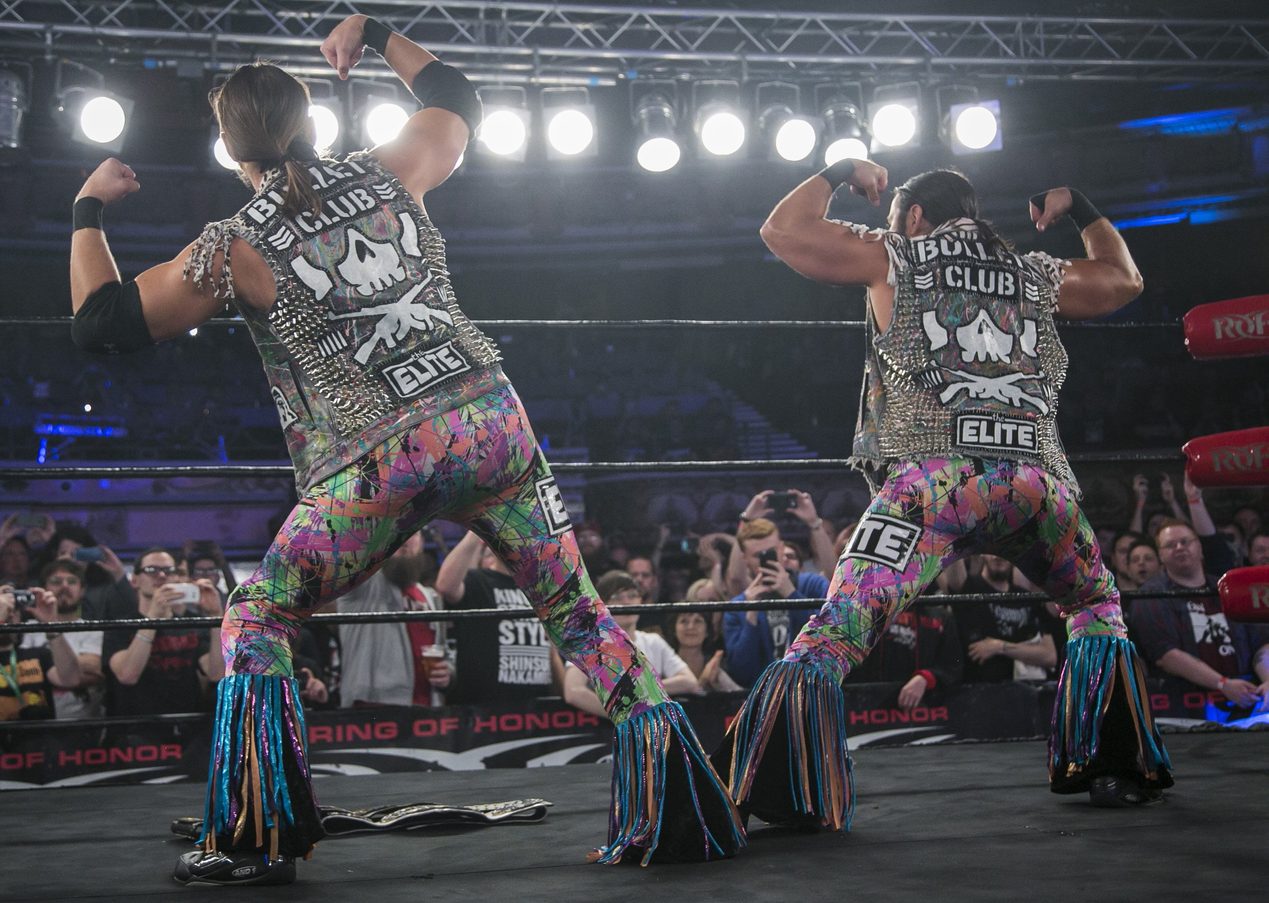 Cody Rhodes And The Young Bucks Officially Sign AEW Contracts
