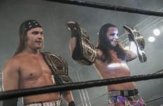 Wrestlezone image The Young Bucks Release A New 'Golden Bucks' Tee, Five Records Held By Undertaker (Video)