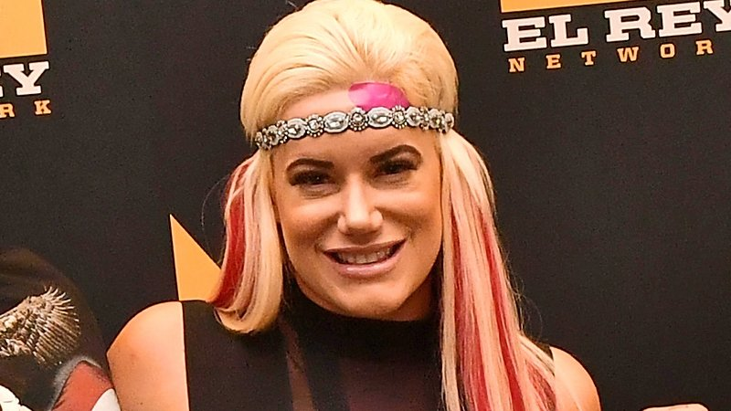 Taya Valkyrie Captures Lucha Capital Championship In ...