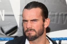 Wrestlezone image CM Punk's UFC Career Over?; Chris Jericho And Kenny Omega With Their IWGP Titles (Photo)