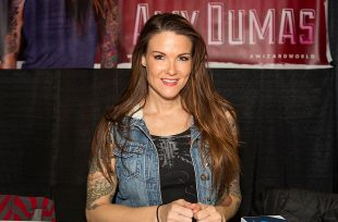 Wrestlezone image Lita Comments On #TimesUp Movement, Why She's Auctioning Off Her Royal Rumble Gear