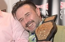 Wrestlezone image David Arquette Done With Death Matches, Talks UFC Rematch W/ Nick Gage (VIDEO)