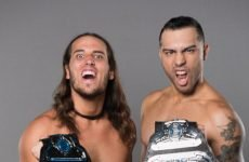 Wrestlezone image Exclusive: Andrew Everett Reacts To Z&E's Impact Tag Title Win; Calls Steiner A Legend, Talks Their Mathematical Odds?, More