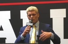 Wrestlezone image Cody Rhodes Gives Advice To Aspiring Wrestling Writers, Seth Rollins Says He'll Find A Way To Focus On Nakamura