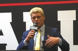 Wrestlezone image Cody Rhodes Teases 'All In: International,' Says He Declined WWE Deal