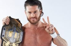 Wrestlezone image Matt Sydal On Being Labeled A 'Douche', Not Being Attached To The X-Division Championship, Josh Mathews' As Grand Champion, More