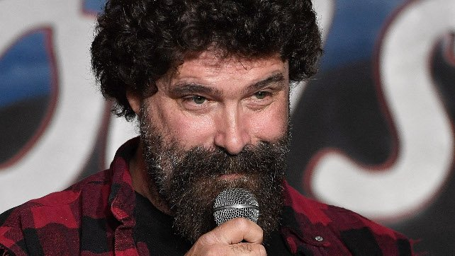Mick Foley unveils the