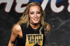 Wrestlezone image Nita Strauss Opens Up About Playing Shinsuke To The Ring At WrestleMania, Working w/ Mick Foley, More