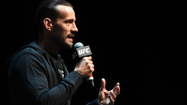 CM Punk Reportedly Testing For Role On WWE Backstage
