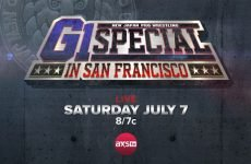 Wrestlezone image WrestleZone To Provide Live, On-Site Coverage & Post-Match Interviews From NJPW's G-1 Special In San Francisco; More Details