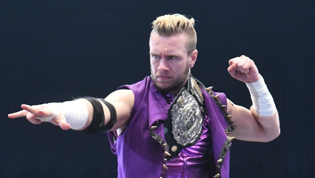 will ospreay