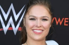 Wrestlezone image Ronda Rousey Reacts To The Aftermath Of Evolution, The Rock Rocks A Huge Cheat Meal