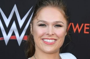 Wrestlezone image Behind The Scenes Of Ronda Rousey's RAW Women's Title Photo Shoot (Video), Goldust Congratulates Rousey
